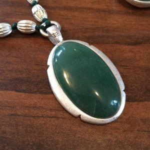 Sigrid Olsen Jewelry - Sigrid Olsen jade necklace & bracelet